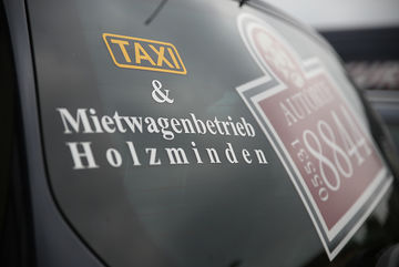 Taxidienst in Holzminden